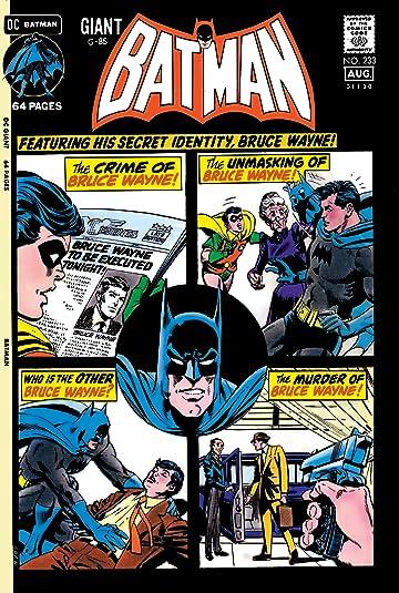 Batman (1940-2011) #233