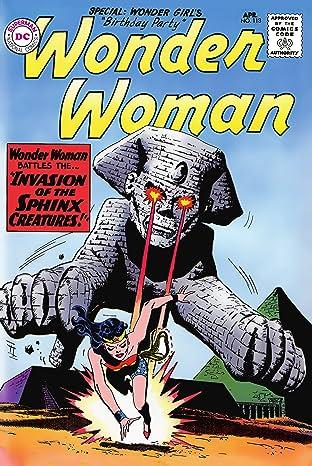 Wonder Woman (1942-1986) #113