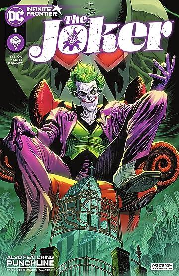The Joker (2021-) #1