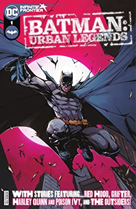 Batman: Urban Legends (2021-) No.1