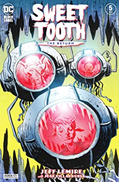 Sweet Tooth: The Return (2020-) #5