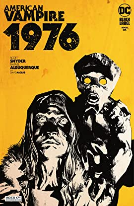 American Vampire 1976 (2020-) #6