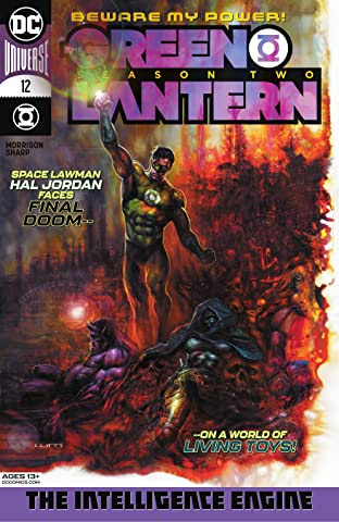 The Green Lantern Season Two (2020-2021) #12