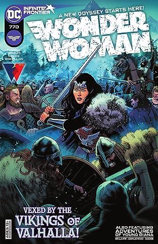 Wonder Woman (2016-) #770