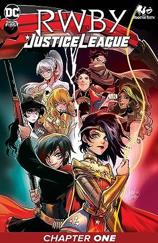 RWBY/Justice League (2021) #1