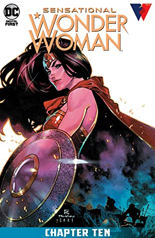 Sensational Wonder Woman (2021-) #10