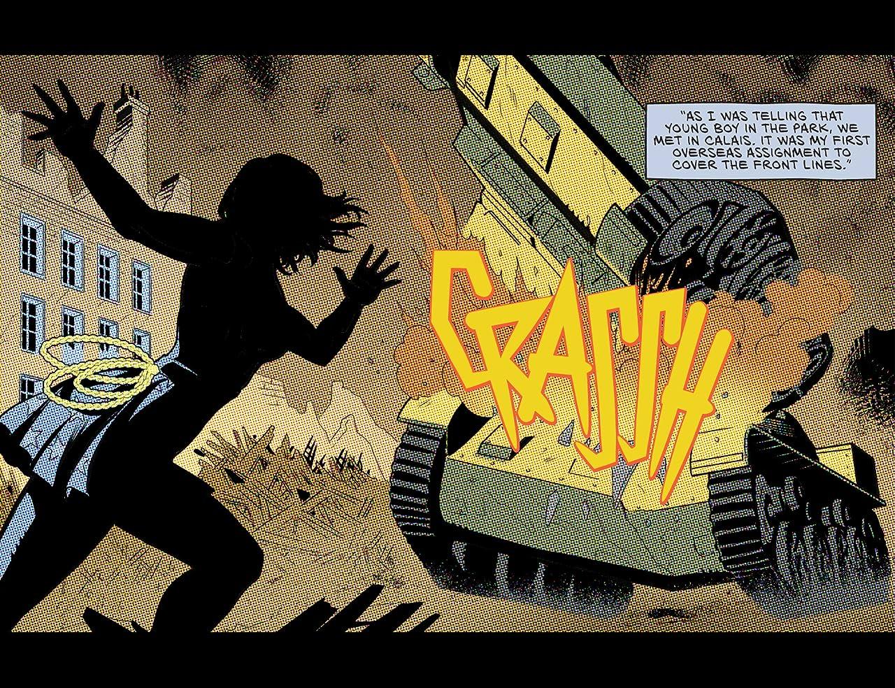 Sensational Wonder Woman (2021-) #10