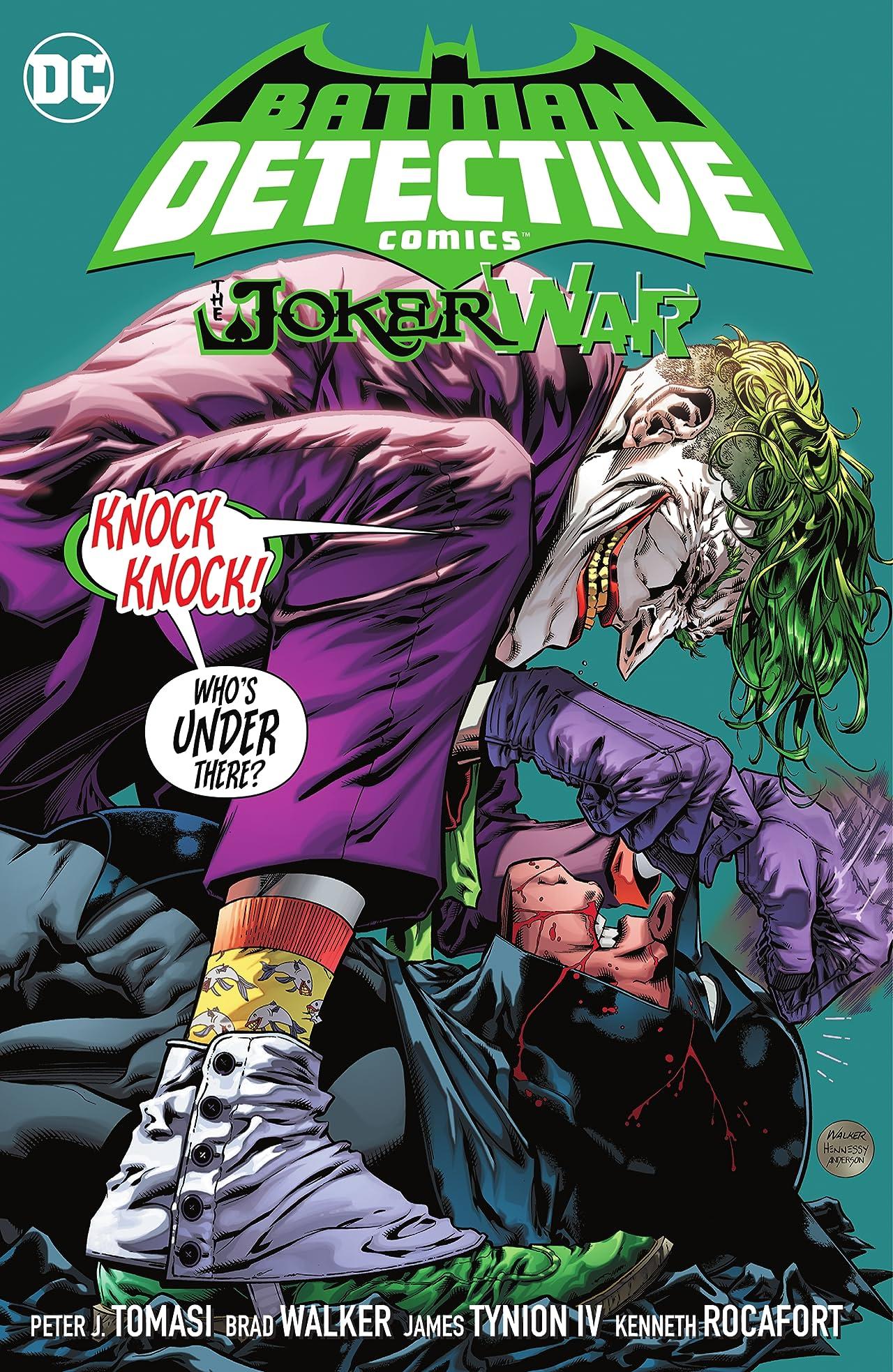 Batman: Detective Comics (2016-) Vol. 5: The Joker War