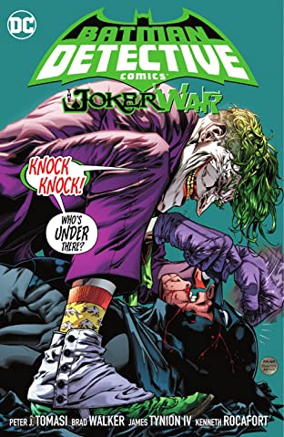 Batman: Detective Comics (2016-) Vol. 5: The Joker War