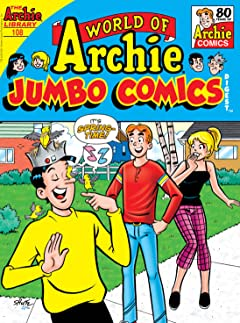 World of Archie Digest #108