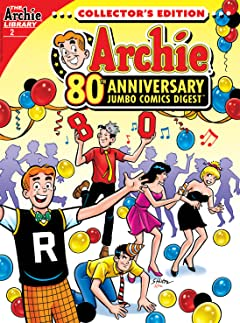 Archie 80th Anniversary Digest #2