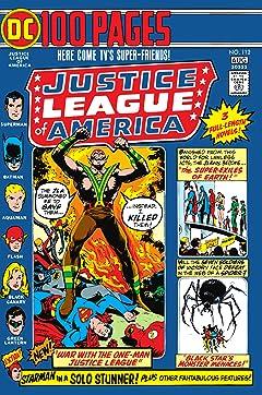 Justice League of America (1960-1987) #112