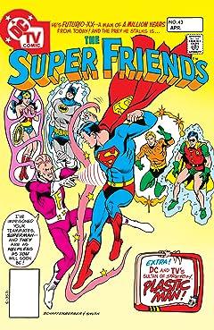 Super Friends (1976-1981) #43