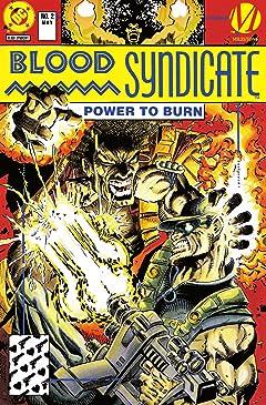Blood Syndicate (1993-1995) No.2
