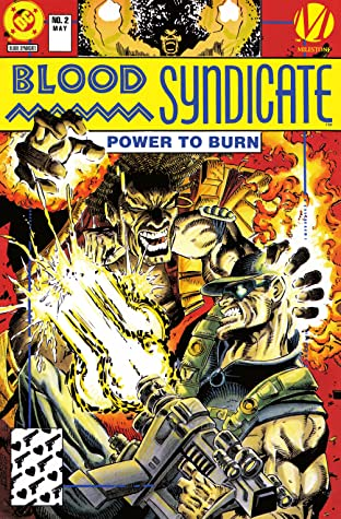Blood Syndicate (1993-1995) #2