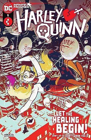 Harley Quinn (2021-) #1