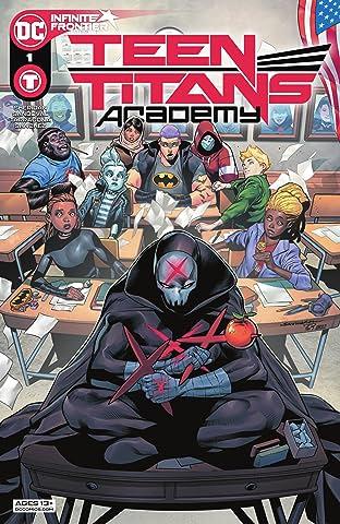 Teen Titans Academy (2021-) No.1