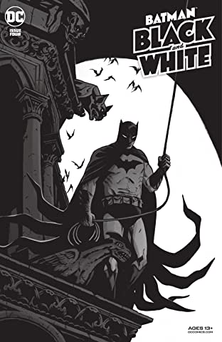 Batman Black & White (2020-) #4