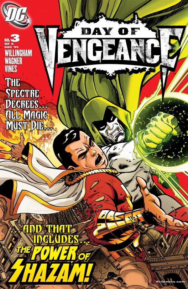 Day of Vengeance #3 (of 6)