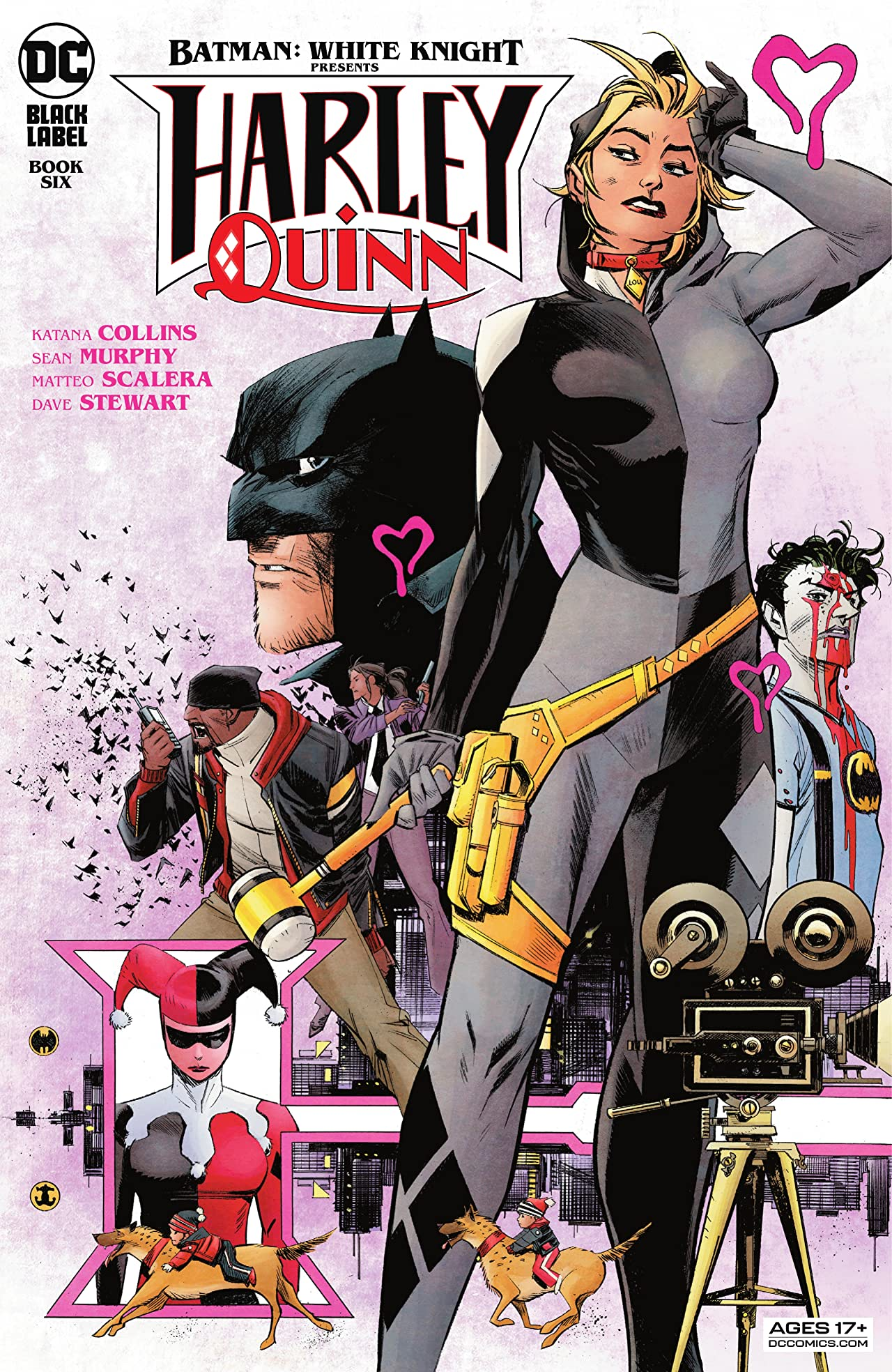 Batman: White Knight Presents: Harley Quinn (2020-) #6