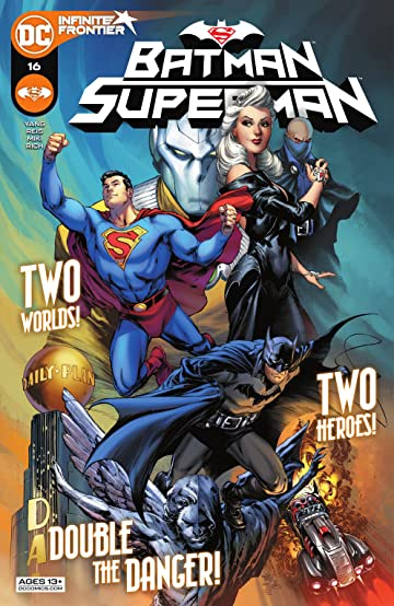 Batman/Superman (2019-) No.16