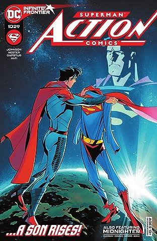Action Comics (2016-) #1029