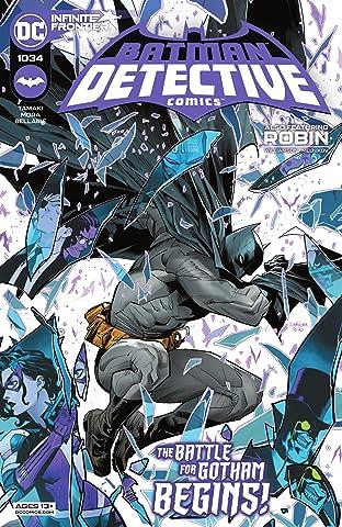 Detective Comics (2016-) No.1034