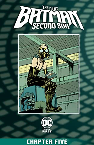 The Next Batman: Second Son (2021-) #5