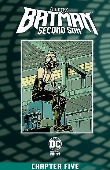 The Next Batman: Second Son (2021-) #5