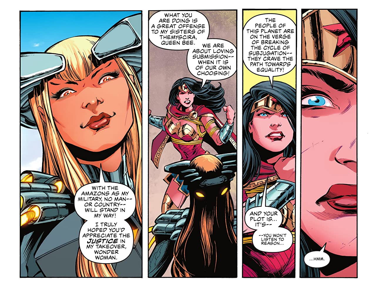 Sensational Wonder Woman (2021-) #12