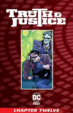 Truth & Justice (2021-) #12