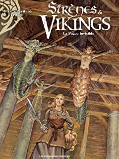 Sirènes et Vikings Vol. 4: La Vague invisible