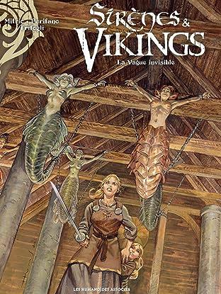 Sirènes et Vikings Vol. 4: La Vague invisible