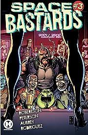Space Bastards Vol. 3
