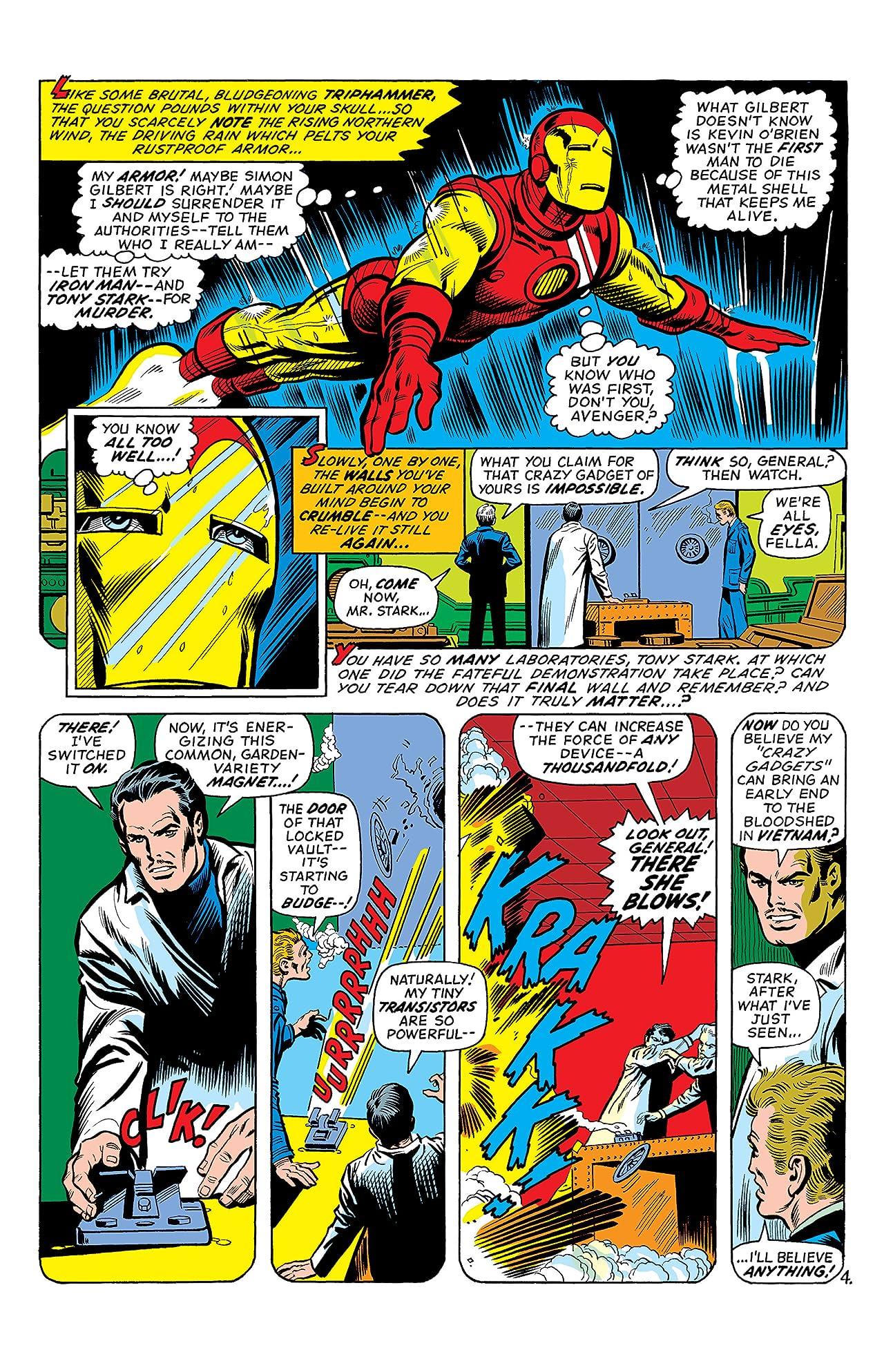 Iron Man (1968-1996) #47