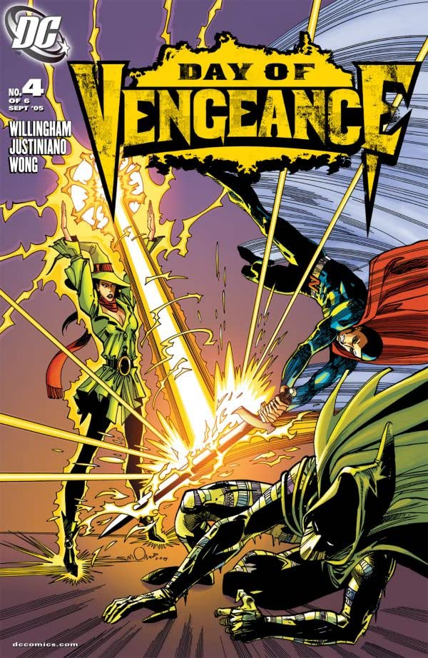 Day of Vengeance #4 (of 6)