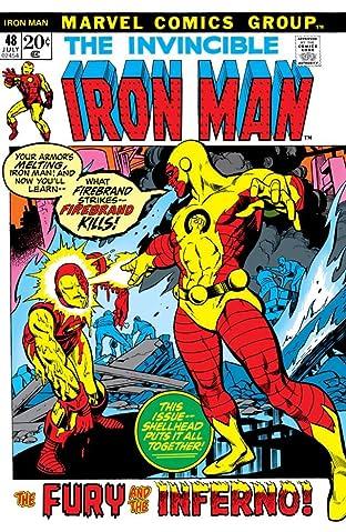Iron Man (1968-1996) #48