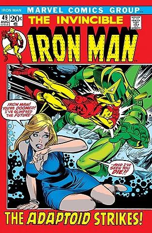 Iron Man (1968-1996) #49