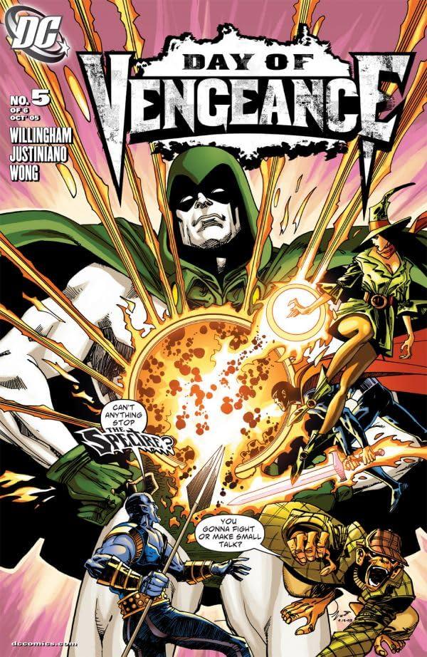 Day of Vengeance #5 (of 6)