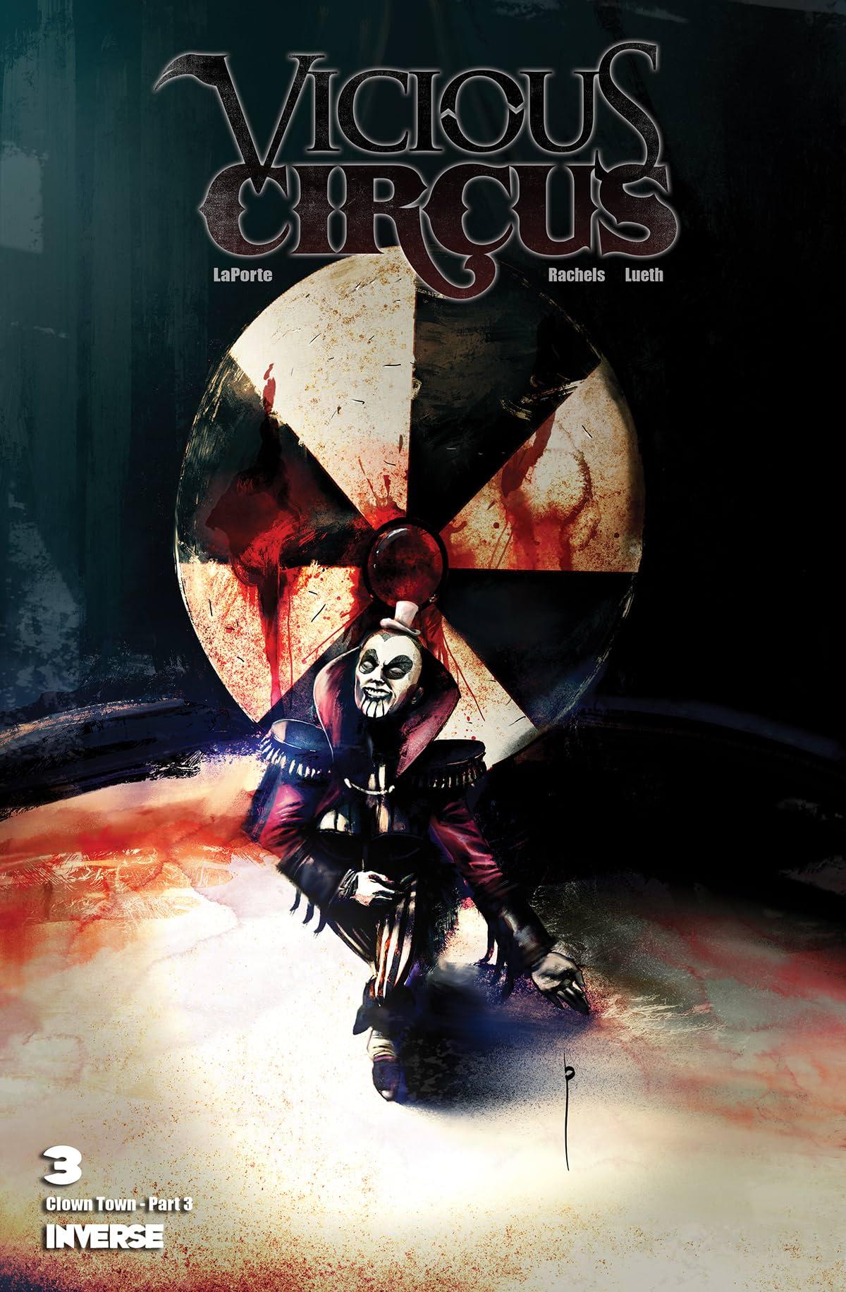 Vicious Circus #3