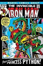 Iron Man (1968-1996) #50