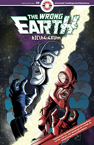 The Wrong Earth: Night and Day #3