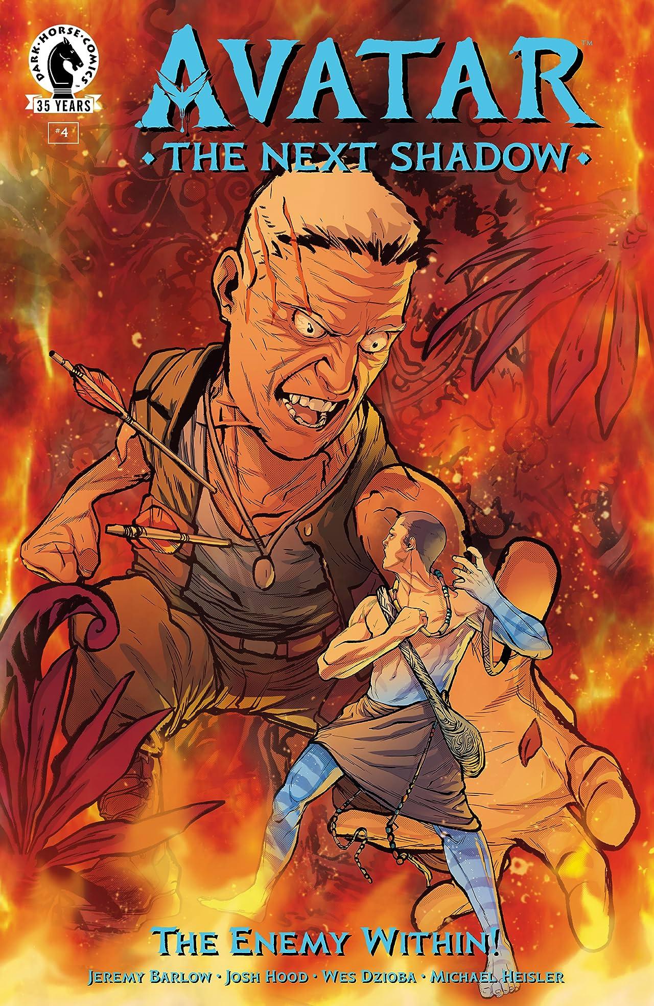 Avatar: The Next Shadow #4