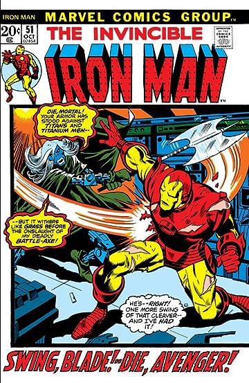 Iron Man (1968-1996) #51