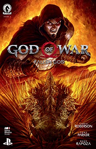 God of War: Fallen God No.2