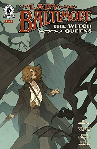 Lady Baltimore: The Witch Queens No.2