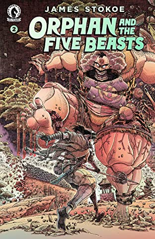 Orphan and the Five Beasts No.2