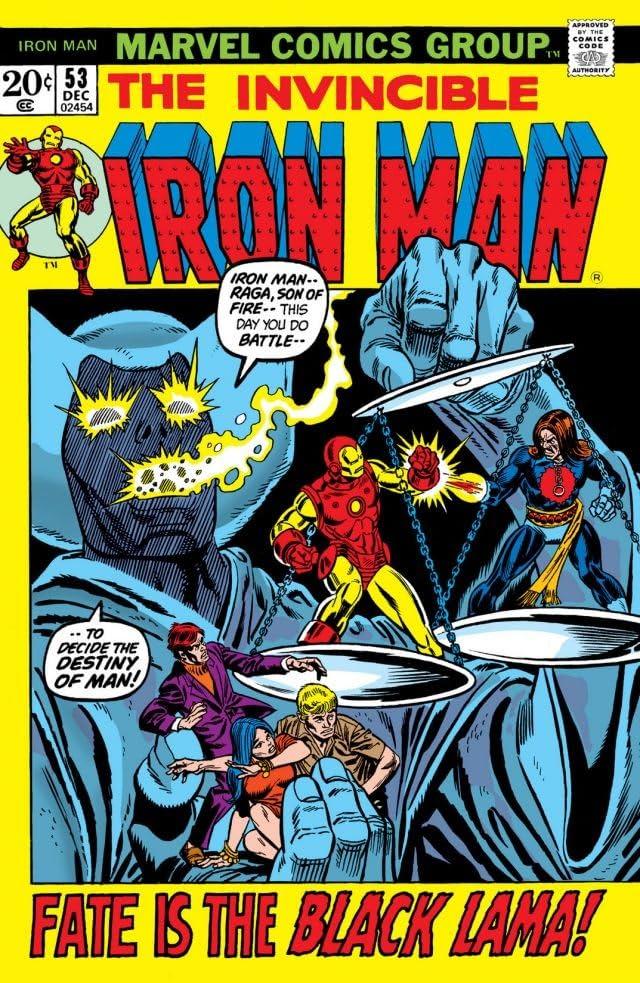 Iron Man (1968-1996) #53
