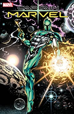 Captain Marvel Vol. 2: Coven