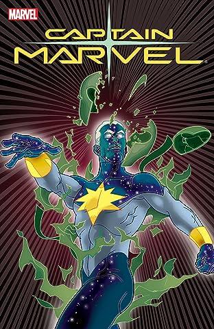 Captain Marvel Vol. 4: Odyssey